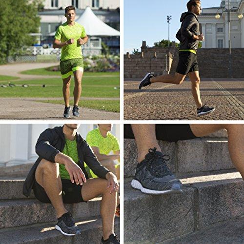 Li-ning Hommes Ln Nuage Iv Professionnel Chaussures De Course Coussin Sneakers Lumière Sport Chaussures Confort Chaussures 1h Hommes