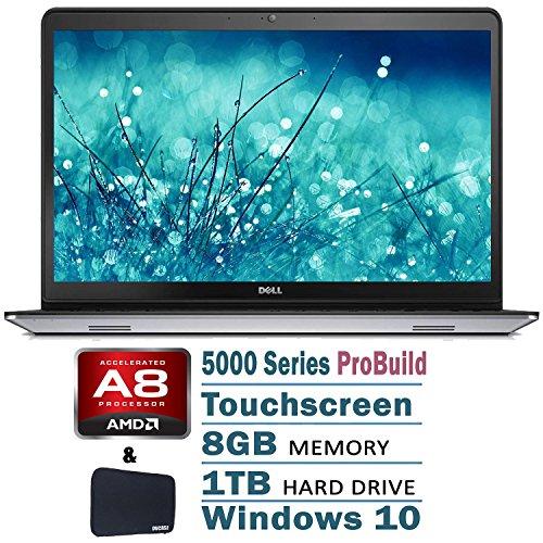 Dell Touchscreen Quad Core Processor MaxxAudio