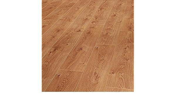 Amazon Liberty Oak 437 Tradition Quattro Laminate Flooring 9mm