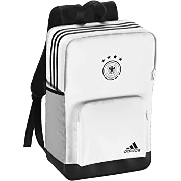 dcd79cb174 adidas 27 Ltrs Black and White Casual Backpack (DFB Backpack)  Amazon.in   Bags