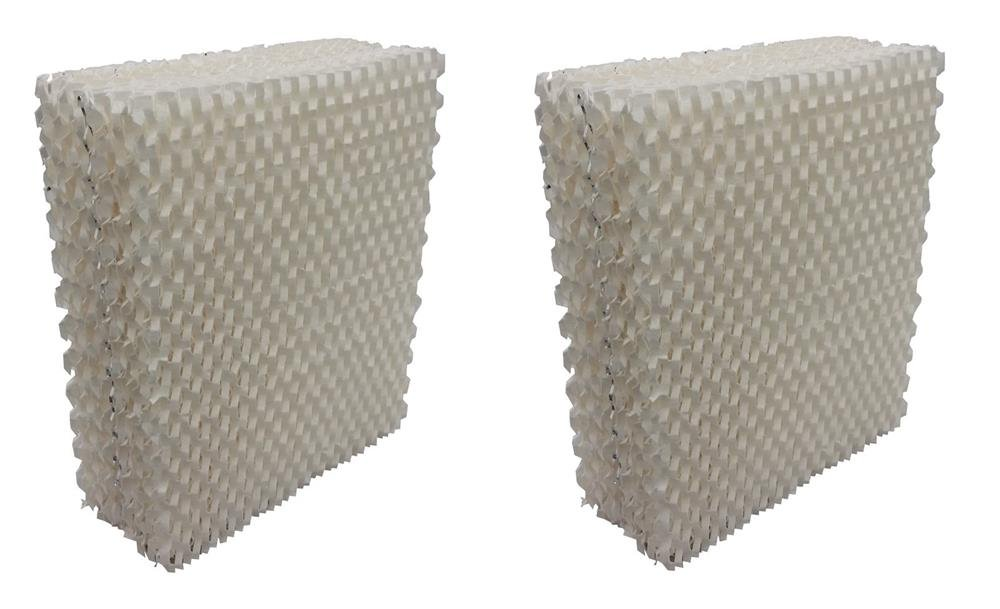 Heating, Cooling & Air Humidifier Filter for Bemis Essick Air 1043 Super Wick - 2 Pack