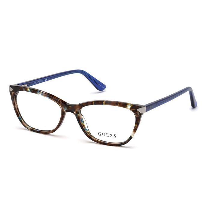 Guess GU2668, Gafas de Sol Unisex Adulto, (Marron Oscuro ...