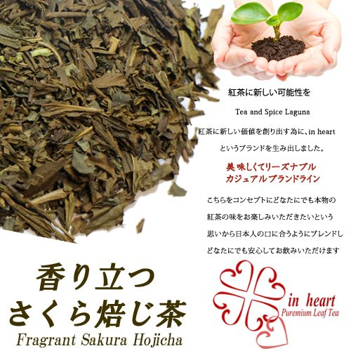 Scent stand cherry roasted tea tea bag 20 pieces [Parallel import]