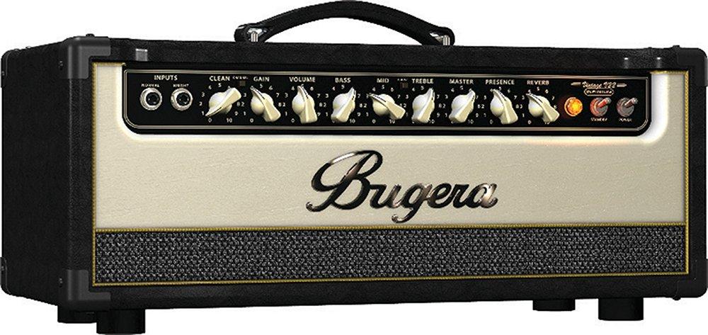 Bugera V22HD - Infinium cabezal guitarra 22 w v22-hd: Amazon.es: Instrumentos musicales