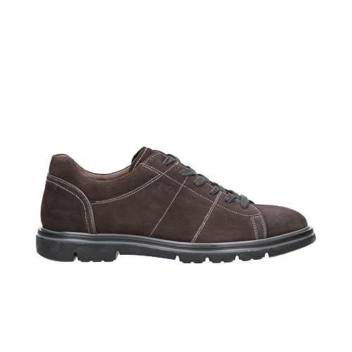 Nero A800550uAmazon 0550 Scarpe Sneakers Asfalto Uomo it Giardini b6Ygyv7f