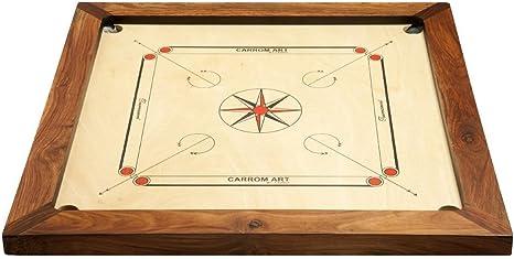 Carrom Arte - CBS8 - Juegos de Estrategia - Campeón de Carrom ...