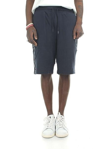 Tommy Hilfiger UM0UM00707, Pantalones Cortos Para Hombre, Azul (Navy Blazer 416),
