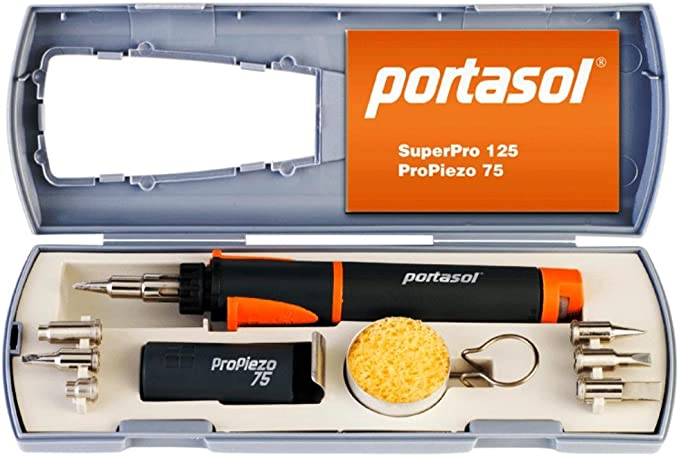 PPT-12 Flame Tip for PORTASOL Pro Piezo 75 Soldering Iron PP-1