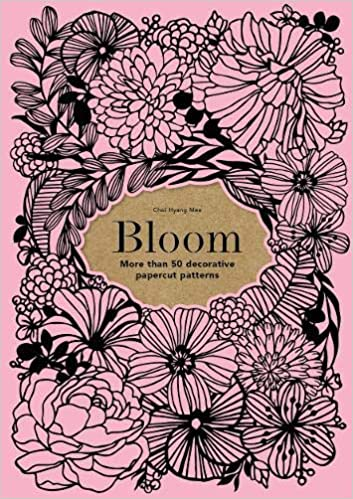 Bloom More Than 40 Decorative Papercut Patterns Choi Hyang Mee Awesome Papercut Patterns