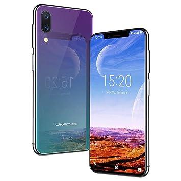 Umidigi One Pro Qi Smartphone Ohne Vertrag Android 81 Amazonde