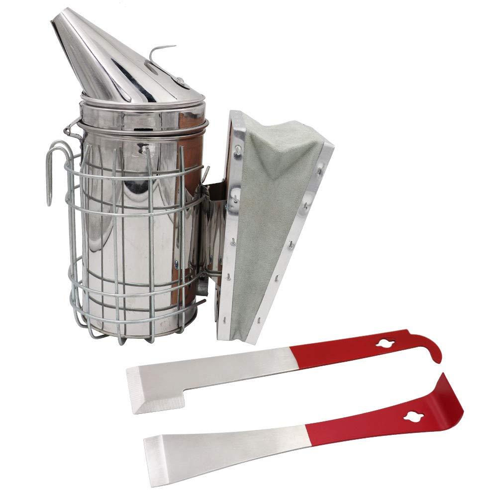 Bee Hive Smoker with Tool Kit