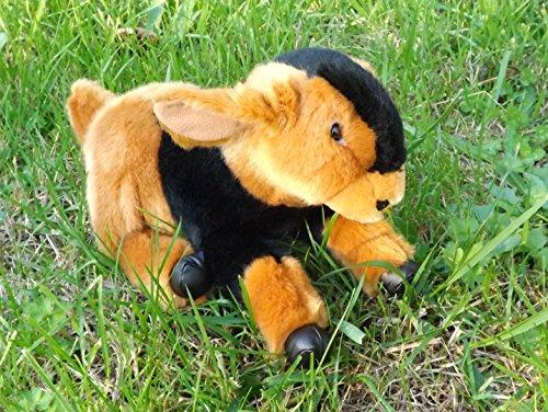 Nubian Goat Stuffed Toy Animal 12