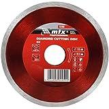Disco De Corte Diamantado Linha Premium Liso 115 X 2,0 X 22,2 Mm Mtx