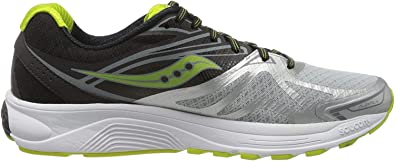Saucony Ride 9, Zapatillas de Running para Hombre, (Plata/Gris ...