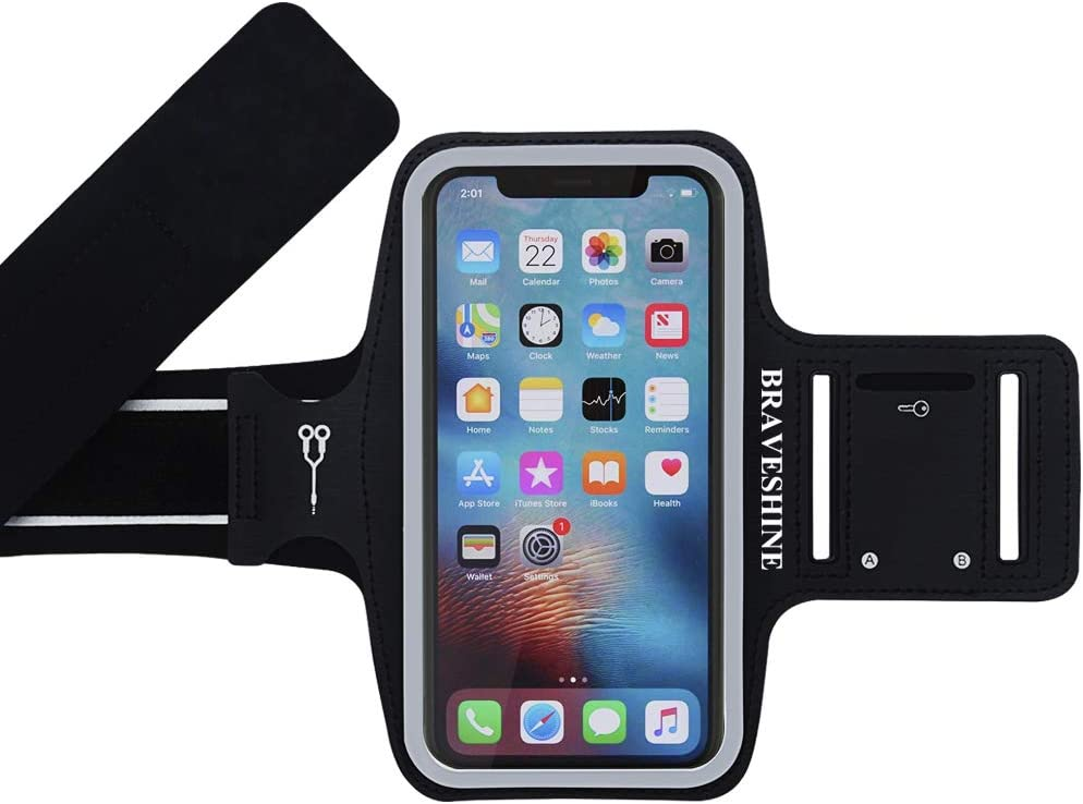HUAWEI MATE 10 LITE Quality Gym Running Sports Workout Armband Phone Case Cover