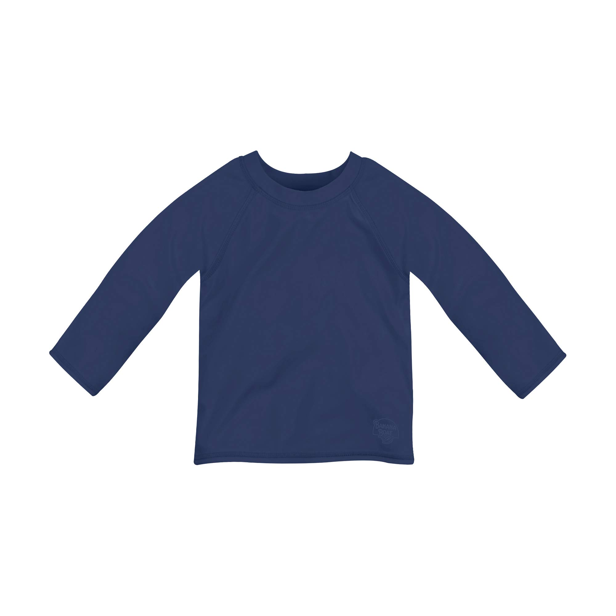 Banana Boat Girls and Boys Wetsuit with Rash Guard and Long Sleeves Navy