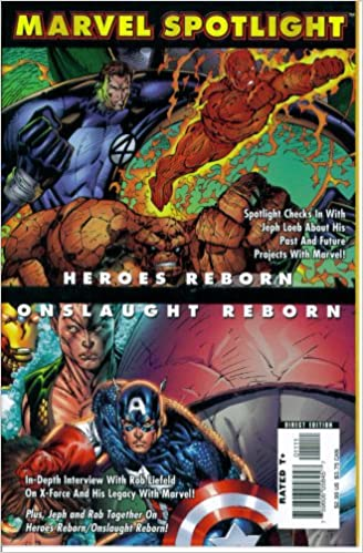 Amazon com: Marvel Spotlight #11 : Heroes Reborn & Onslaught