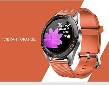 hzznshbfzh Smartwatch,Reloj Inteligente Gt105 Pantalla Táctil ...
