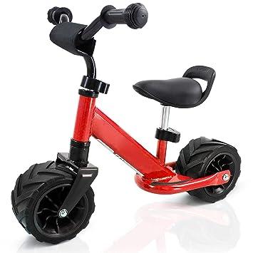 Amazon.com: HONEY JOY - Bicicleta de equilibrio para niños ...
