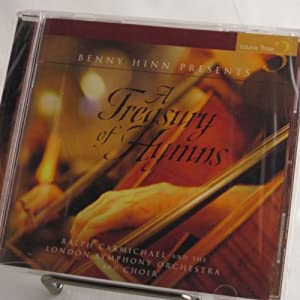 Benny Hinn Presents A Treasury of Hymns: Volume 3