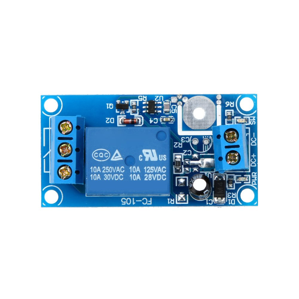 Kkmoon 1 Channel Relay Module Capacitive Touch Switch 5v Amazonco Circuit Computers Accessories