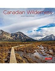 Canadian Wilderness Wild & Scenic 2020 Square Wall Calendar