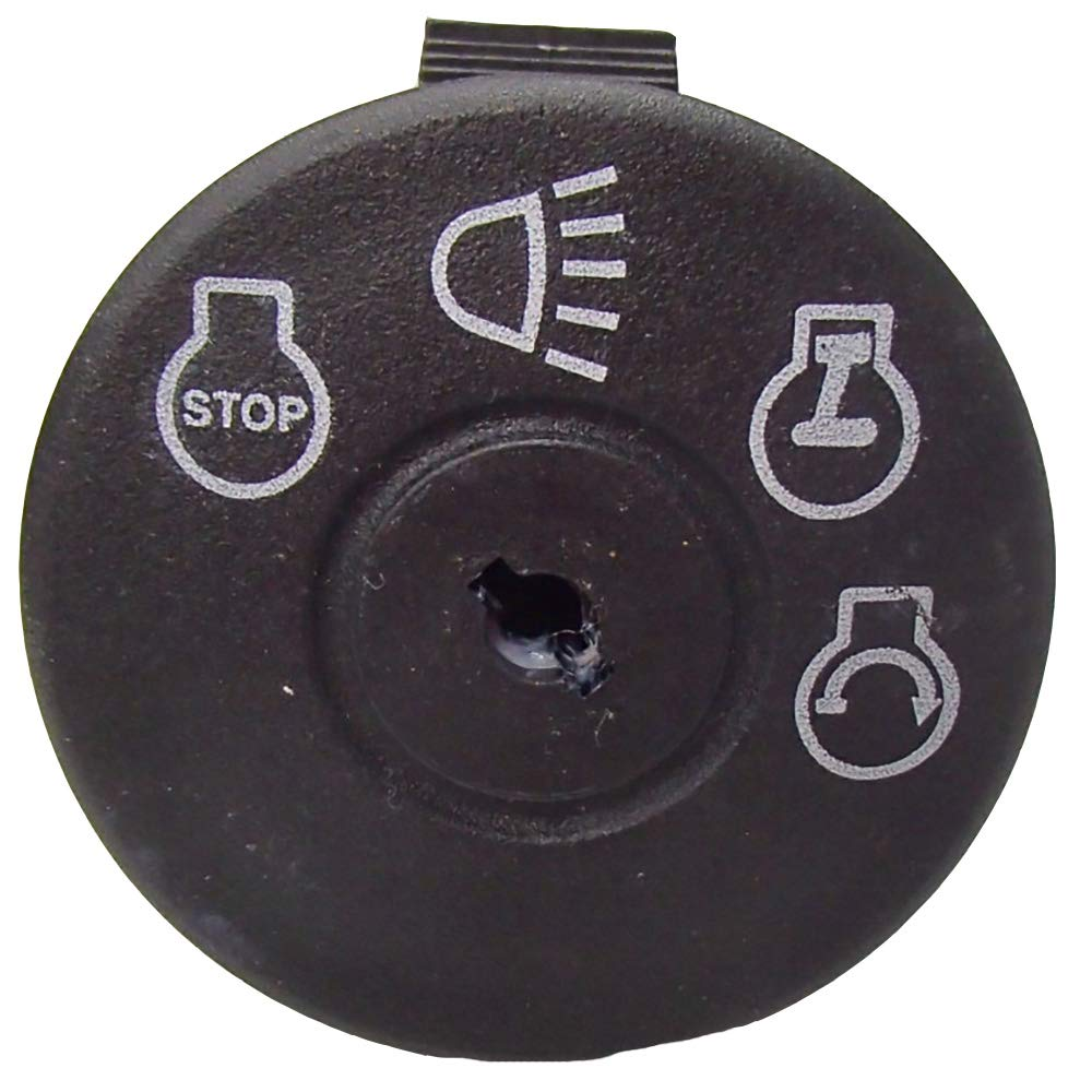 New Ignition Key Switch w// Key for MTD 725-1741 925-1741 Lawn Mower Tractor