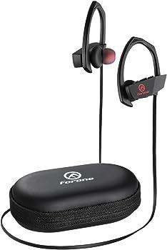 Forone IPX6 Waterproof Wireless Bluetooth Headphones