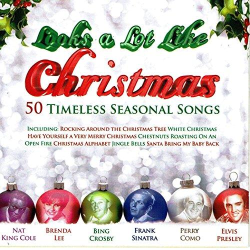 Retro Christmas Music - Looks a Lot Like Christmas