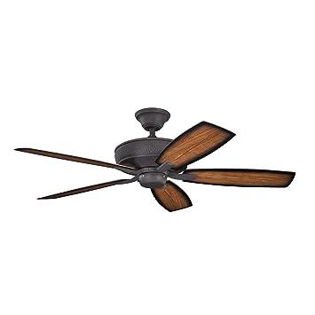 Kichler 310103DBK 52 Ceiling Fan