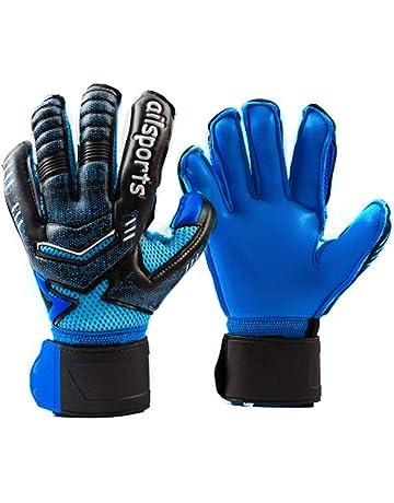 Goalie Goalkeeper Gloves Pro Fingersave 7cd53b07d