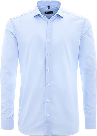 eterna Kent Business - Camisa de algodón para hombre: Amazon.es: Ropa y accesorios