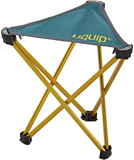 Kompakter Ultraleicht Klappstuhl ALS Garten Picknick Grill Angeln Im Tasche,23 Tragbar Mini Aluminium Campingstuhl Klapphocker Grillbank 13 25.5cm