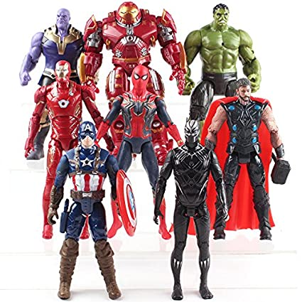 Buy Smart Buy Marvel Avengers Infinity War Action Figure Toys Set 16