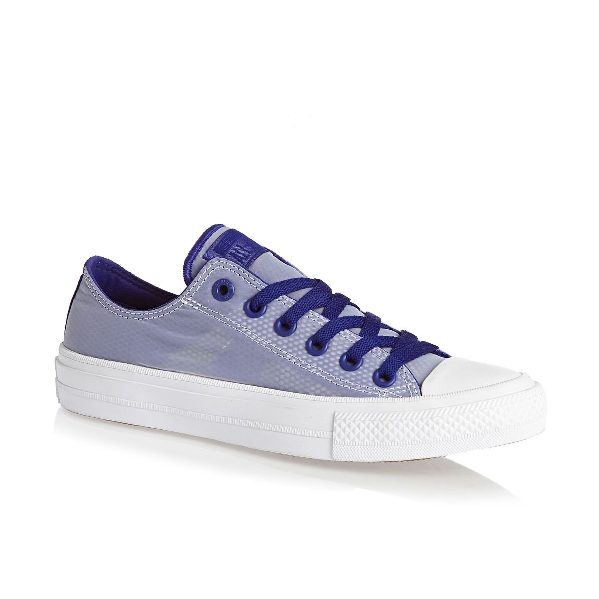 10248a7b5894e5 Converse Chuck Taylor All Star Ii Low Trainers Blue  Amazon.co.uk  Shoes    Bags