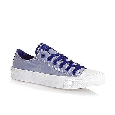 dda4353c6d0d Converse Women s Chuck Taylor All Star Ii Sheen Mesh Ox Low-Top Sneakers