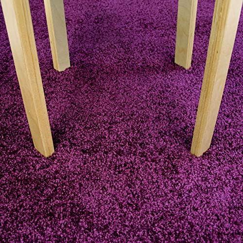 Carpet Studio Alfombra Suave al Tacto 57x150cm, Salón/Cocina ...