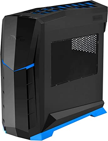 Silverstone Sst Rvx01ba W Raven Midi Tower Gaming Computer Zubehör