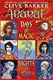 Days of Magic, Nights of War (Abarat) by Barker, Clive(September 21, 2004) Hardcover