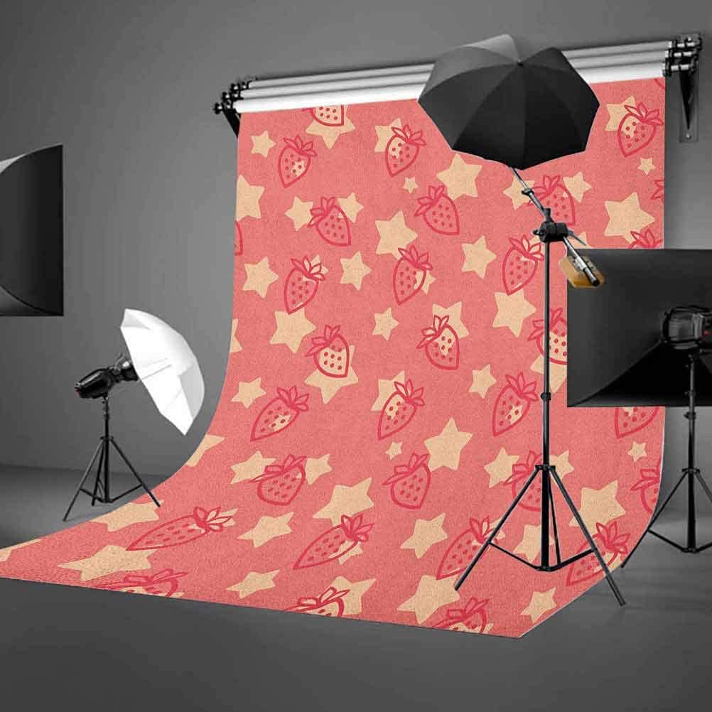7x10 FT Colorful Vinyl Photography Backdrop,Grey Industrial Background with Vibrant Colored Ornaments Abstract Illustration Background for Party Home Decor Outdoorsy Theme Shoot Props