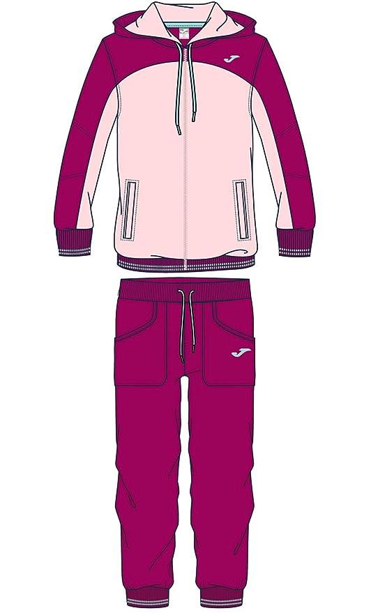 JOMA TRACKSUIT SWEATSHIRT HOODED BURGUNDY 4XS: Amazon.es: Deportes ...