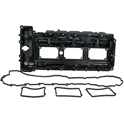 Amazon com: Valve Cover With Gaskets For 2011+ BMW 335i 435i 535i