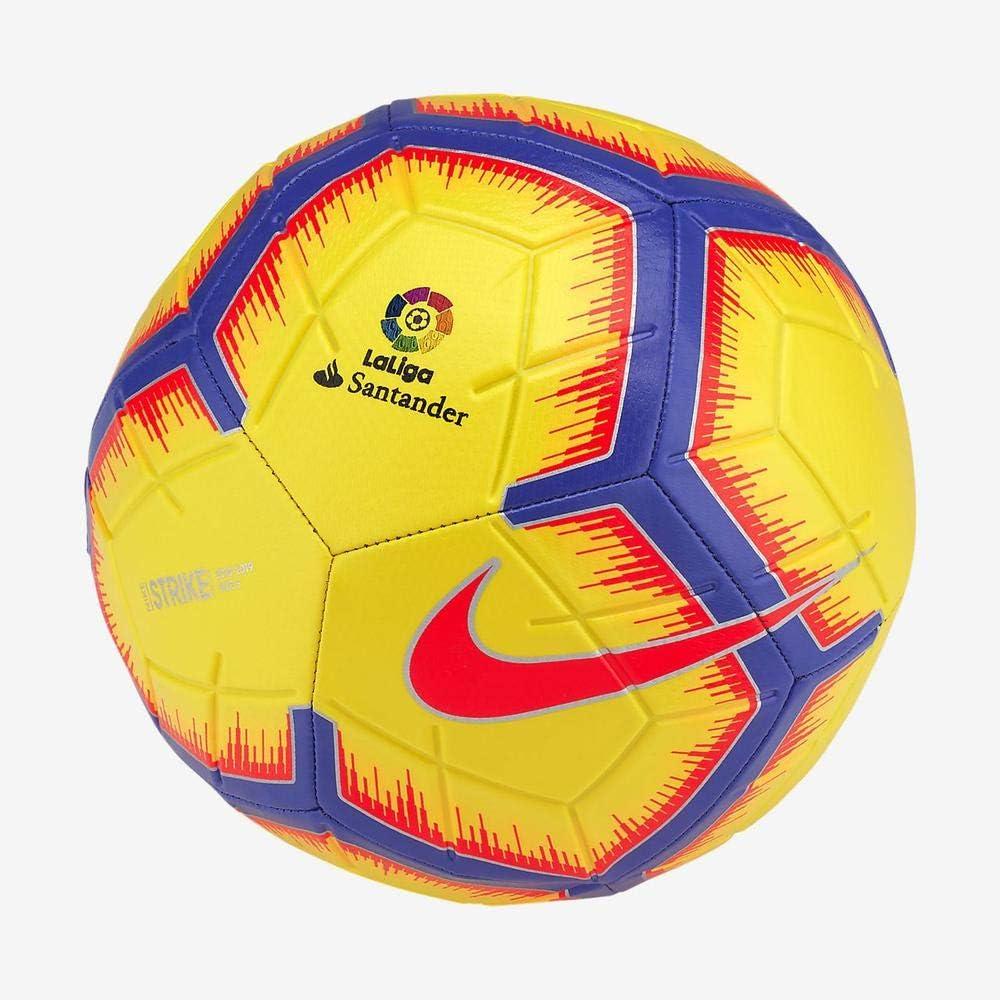 Desconocido Nike Ll Nk Strk Fa18 Balón, Unisex Adulto, Negro, S ...