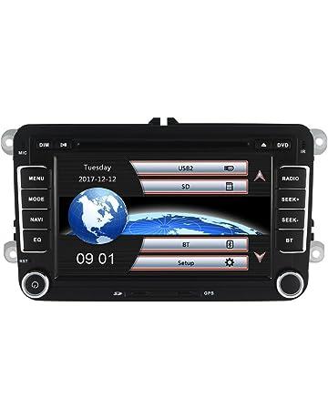 x-yingly 7 Inch 2 DIN en Dash Car Stereo con navegación GPS Wince Sistema