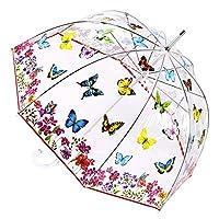 Butterfly Garden Bubble Umbrella