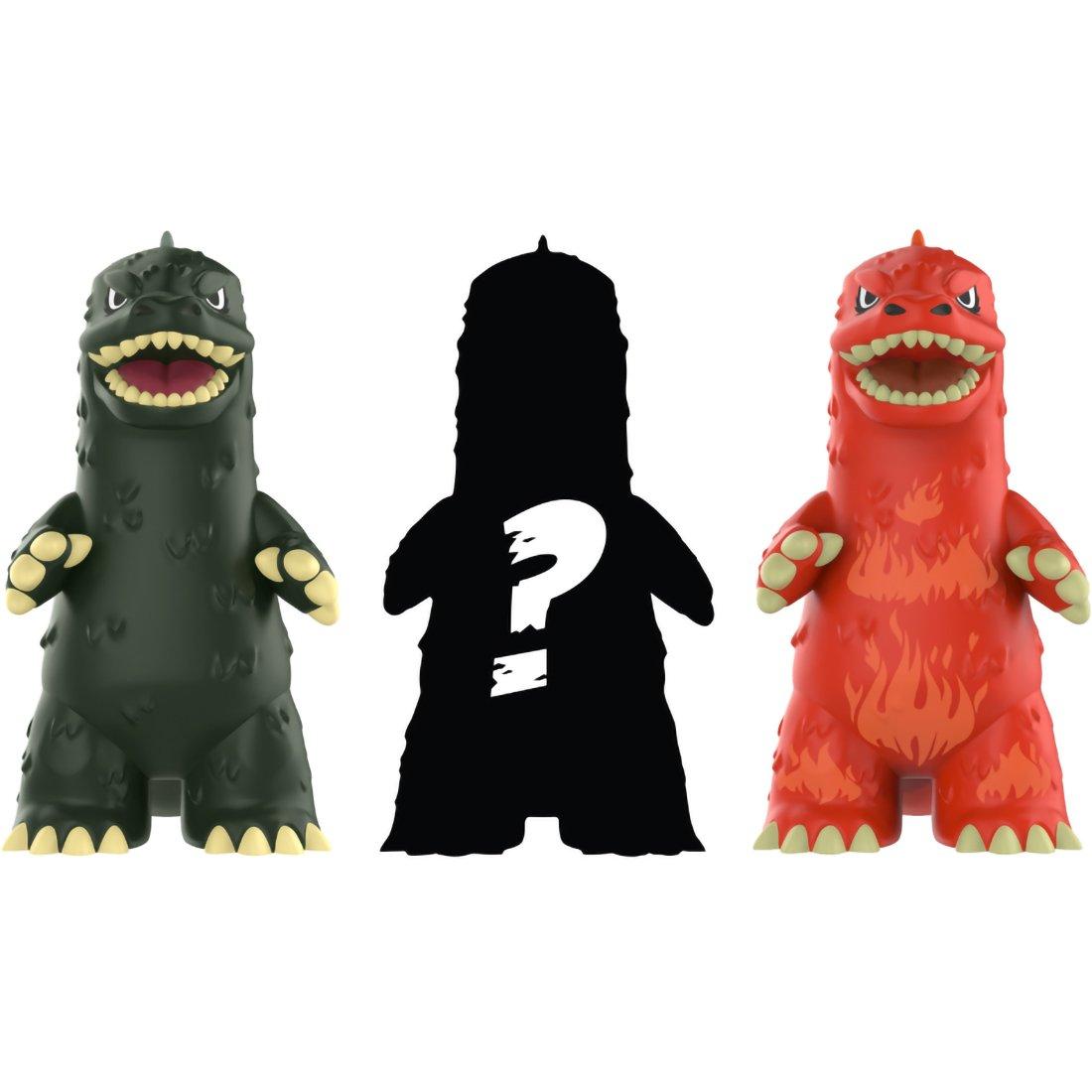 23361 1 Official Godzilla Trading Card Bundle Godzilla x Mystery Minis 3-Mini Vinyl Figure Pack Funko Godzilla
