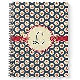 Gotcha Covered Notebooks 85X11NB480_L_LG-WR
