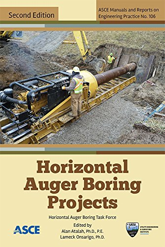 Horizontal Auger - Horizontal Auger Boring Projects (Manuals and Reports on Engineering Practice (MOP))