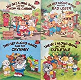 img - for The Get Along Gang Set (of 4 books):  The Get Along Gang and the New Neighbor ,  The Get Along Gang and the Cry Baby ,  The Get Along Gang and the Tattletale  &  The Get Along Gang and the Bad Loser  book / textbook / text book