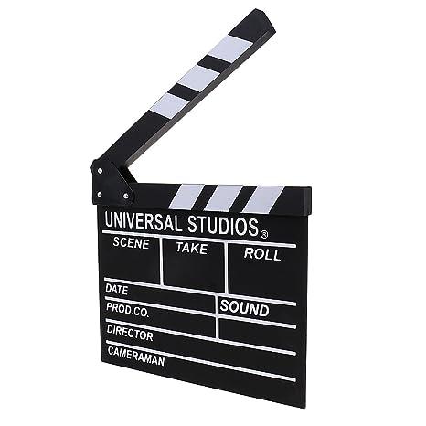 ciak legno  Blesiya Universale Film Ciak Legno Pannello Board Direttore Azione ...